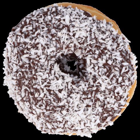 Donut Coconutime Donutime