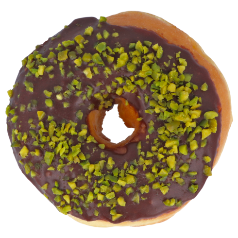Donut Choco pistachio Donutime