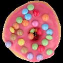 Donut Catch the rainbow Donutime
