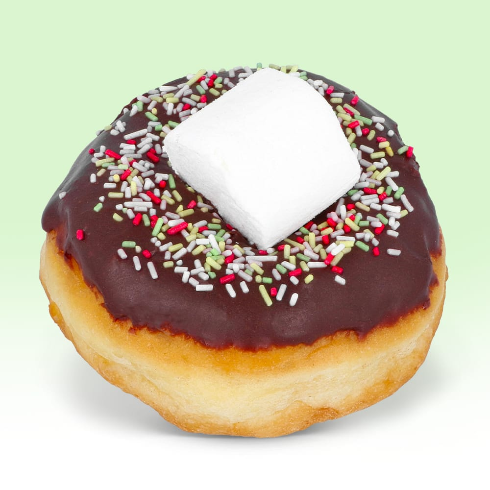 Donut The S'more Donutime